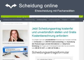 scheidungsantragsformular.de