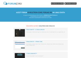 scheletron-zone.forumz.ro