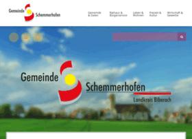 schemmerhofen.de