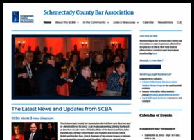schenectadycountybar.org