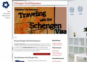 schengentravelinsurance.com