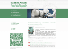 schenk-kunststofftechnik.de