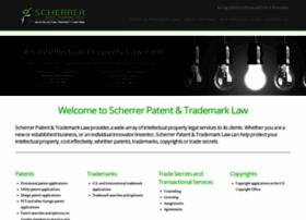 scherrerpatentlaw.com