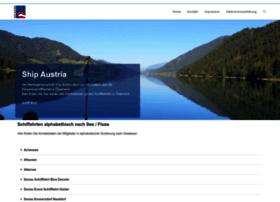 schifffahrt.at