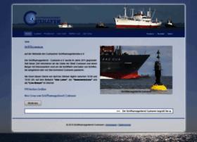 schiffsansagedienst-cuxhaven.de