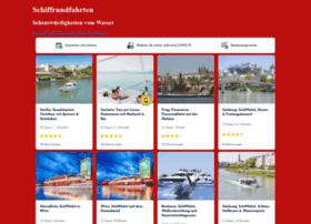 schiffsrundfahrten.com