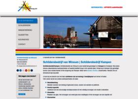 schildersbedrijfvanwinsum.nl
