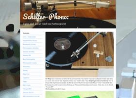 schiller-phono.de