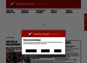 schillerstadt-marbach.de