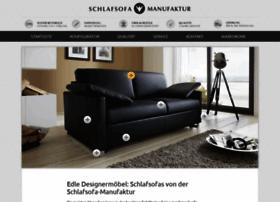 schlafsofa-manufaktur.de