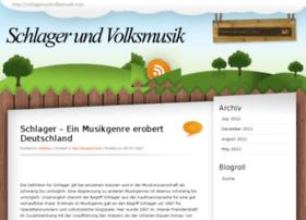 schlagerundvolksmusik.com