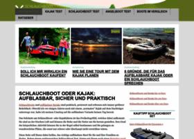 schlauchboot-kajak.de