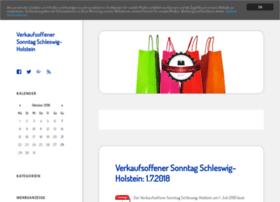schleswig-holstein.verkaufsoffener-so.de