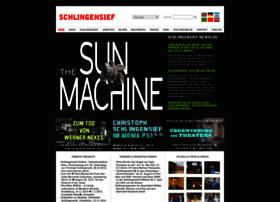 schlingensief.com