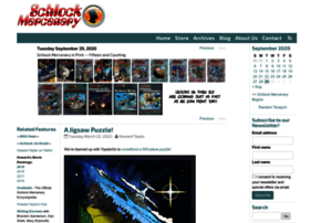 schlockmercenary.com
