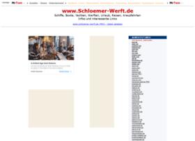 schloemer-werft.de
