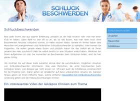 schluckbeschwerden.net