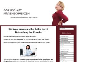 schluss-mit-rueckenschmerzen.com