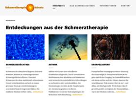 schmerztherapie-schweiz.ch