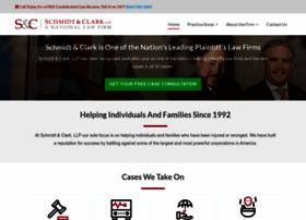 schmidtandclark.com