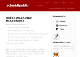 schmidtpublic.de