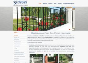 schmiede-zaeune.de