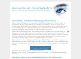 schminkbrille.net
