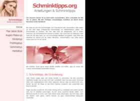 schminktipps.org