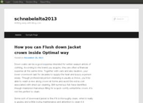 schnabelalta2013.blog.com