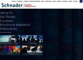 schnader.com
