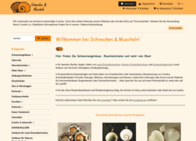 schnecken-und-muscheln.de