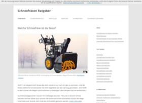schneefraesen.org