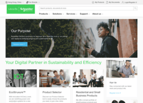 schneider-electric.com.hk