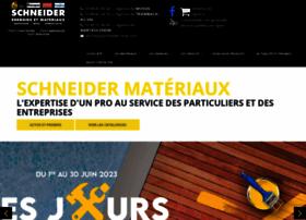 schneider-materiaux.fr