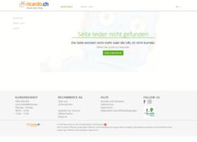 schnellverkaufen.ricardo.ch