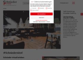 schnieder.com