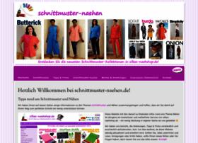 schnittmuster-naehen.de