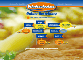 schnitzelpalast.at