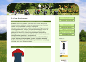 schoene-radtouren.de