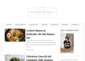 schoenertagnoch.blogspot.de