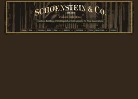 schoenstein.com
