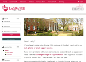 scholar.lagrange.edu