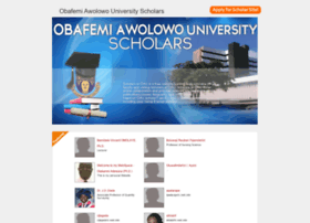 scholar.oauife.edu.ng