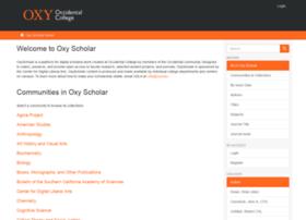 scholar.oxy.edu