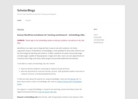 scholarblogs.emory.edu