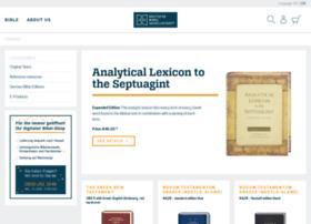 scholarly-bibles.com