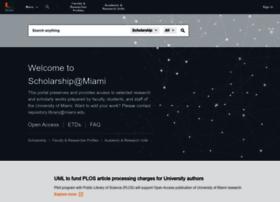 scholarlyrepository.miami.edu