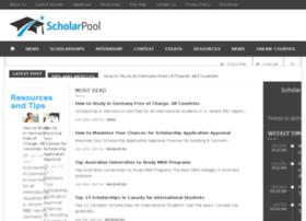 scholarpool.com