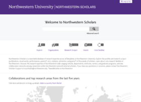 scholars.northwestern.edu