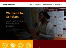scholars.umd.edu